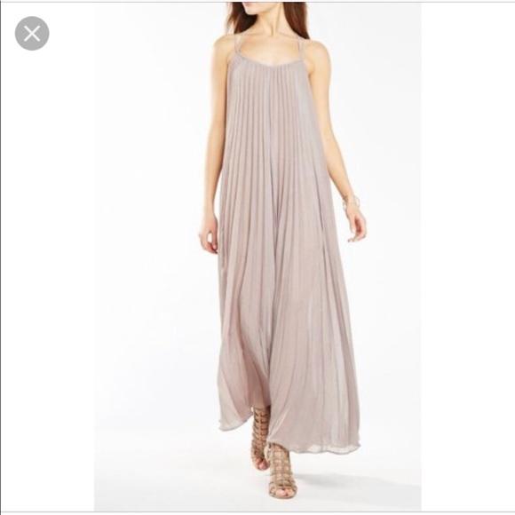 b496b876afd BCBGMaxAzria Dresses   Skirts - Isadona pleated maxi dress BCBG